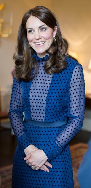 Кейт Миддлтон вводит моду на индийских дизайнеров