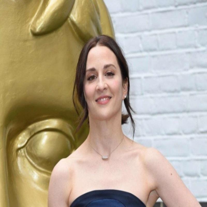 Морвен Кристи прибыла на кинопремию в Лондоне в красивом наряде