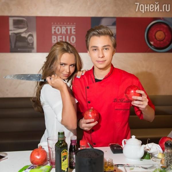 Стефания Маликова отказалась от диет