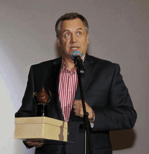 Андрей Соколов принял в дар кровь