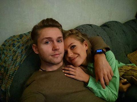 Влад Соколовский боится перечить жене