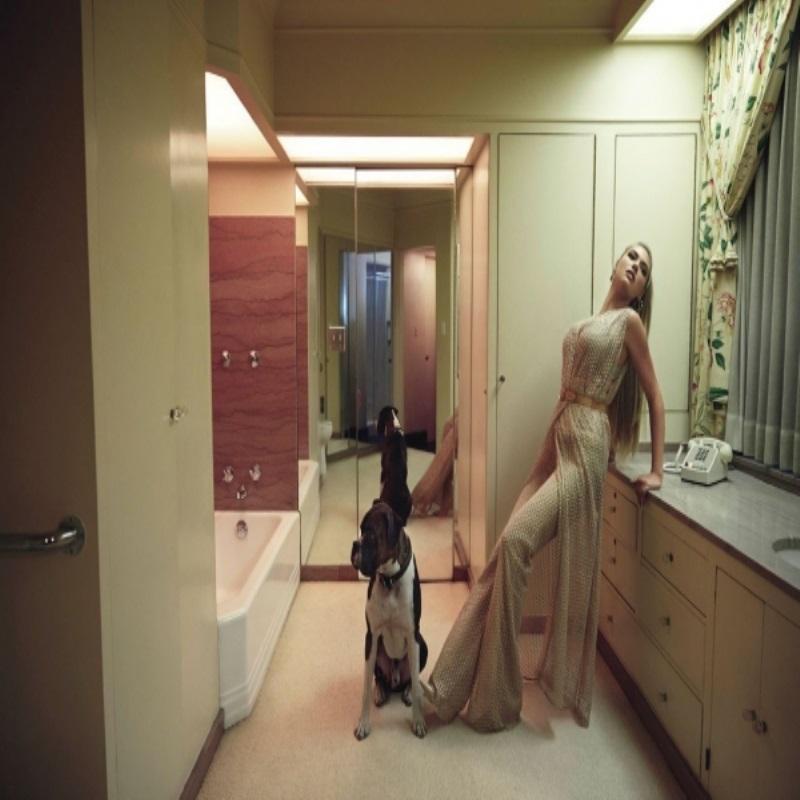 Кейт Аптон приняла участие в стильной фотосессии