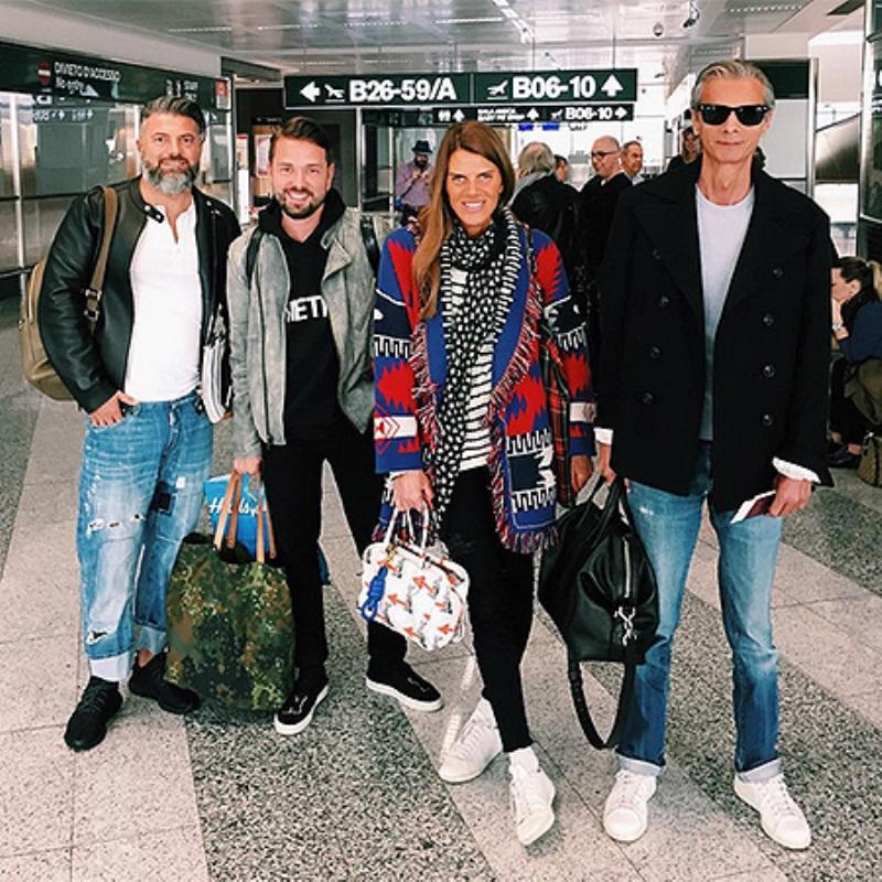 Приключения итальянки в России: Анна Делло Руссо в Москве