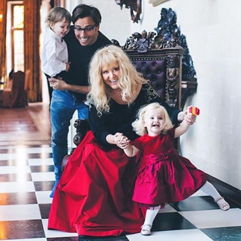 Максим Галкин возлагает большие надежды на своих детей