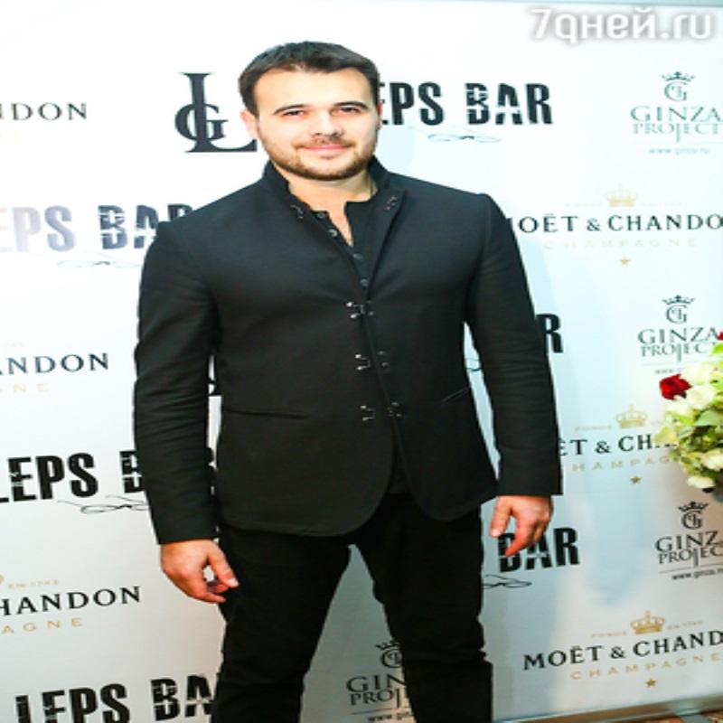 Ани Лорак и Эмин поздравили Григория Лепса с днем рождения