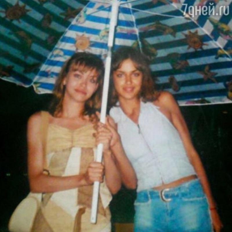Ирина Шейк показала, как выглядела в подростковом возрасте