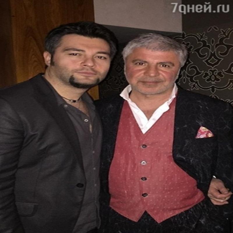 Владимир Пресняков отметил день рождения с размахом