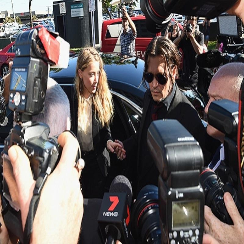 Эмбер Херд избежала австралийской тюрьмы, но наказание получила