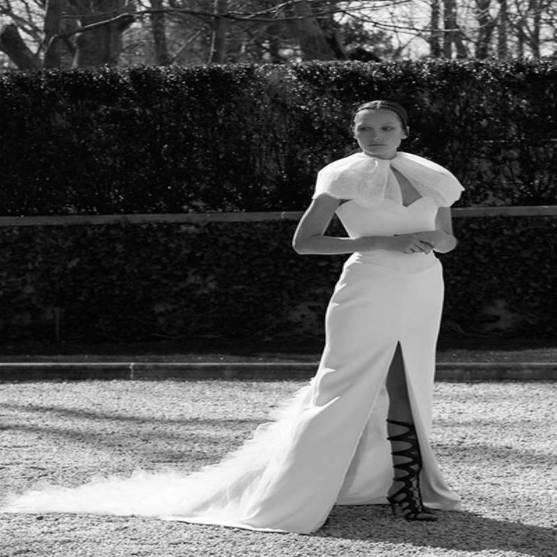 Vera Wang выпустила свадебные платья к весне-2017