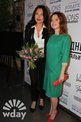 Юлия Савичева немножко беременна