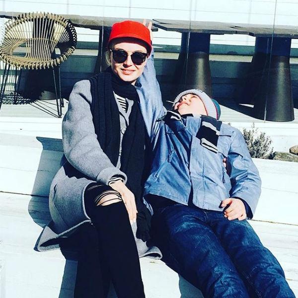 Полина Гагарина озвучила сроки новой беременности