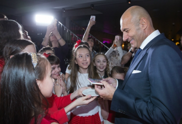 Игорь Крутой выпустил диск с песнями для детей