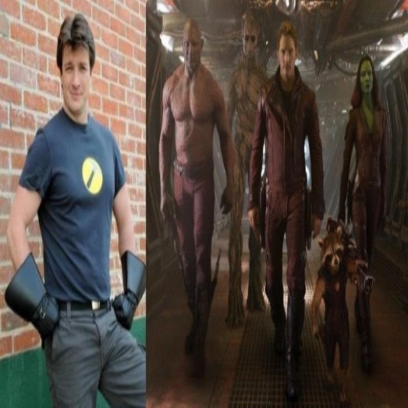 Звезда сериала «Касл» снимется в сиквеле «Стражей Галактики»