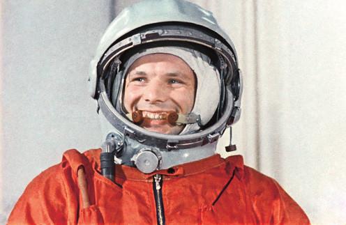 Затерянный в космосе: лучшие кинообразы Юрия Гагарина