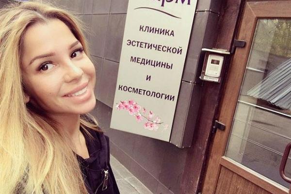 Екатерина Колисниченко обрела заветные формы после пластики