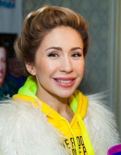 Елена Борщева заметно преобразилась