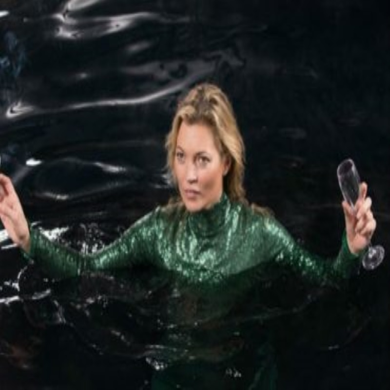 """Nice to live not forbid"": Kate moss and other stars in new movie stills"