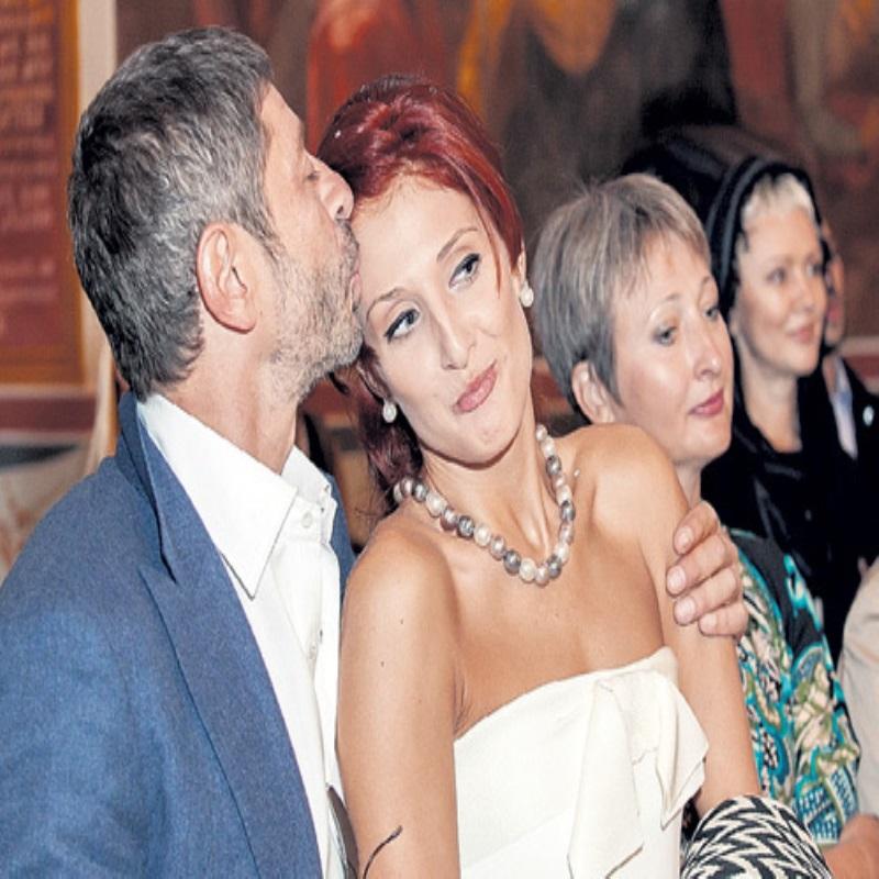 Супруга Валерия Николаева подала на развод
