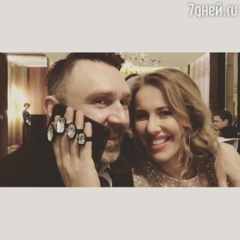 Ксения Собчак заказала Шнуру клип