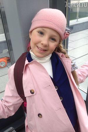 Дочь Глюк'оZы дебютировала в «Ералаше»