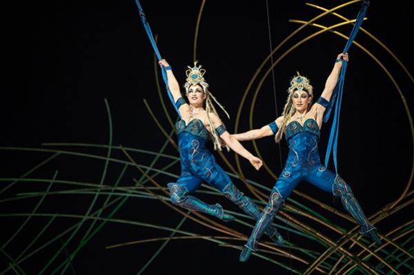 Cirque du Soleil подали в суд на Джастина Тимберлейка