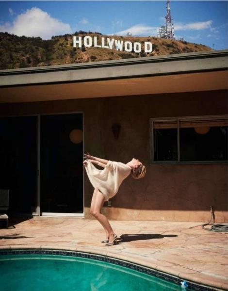 Шэрон Стоун стала героиней спецвыпуска французского Elle