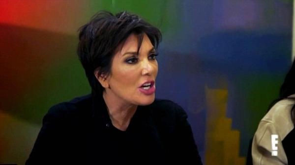 Ким Кардашьян поссорилась с матерью из-за брата- содержанца
