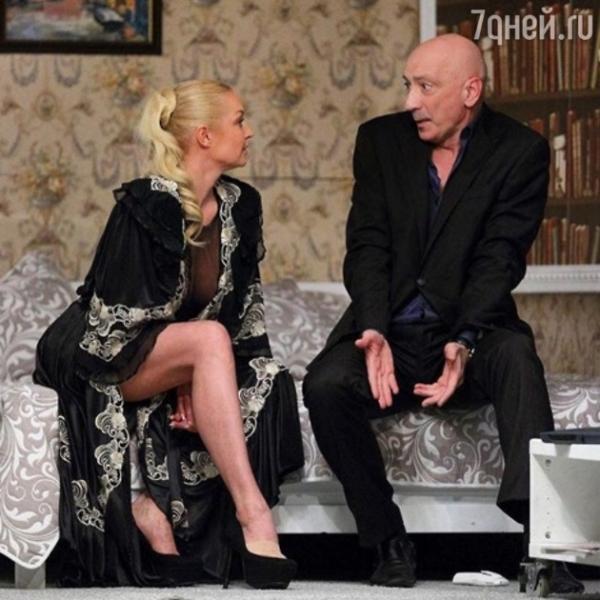 Виктория Исакова призналась, что следит за творчеством Анастасии Волочковой
