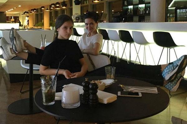 Екатерина Климова соперничает с дочерью
