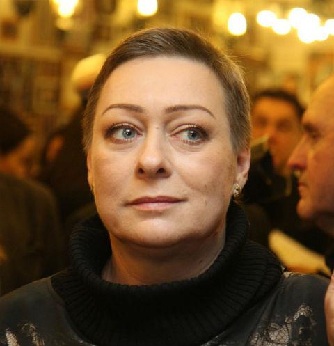 Мария Аронова благодарна мужу за героизм