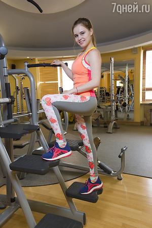 Звезда «Физрука» открыла собственный фитнес-клуб
