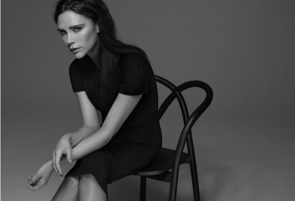 Виктория Бекхэм создаст коллекцию макияжа Estée Lauder