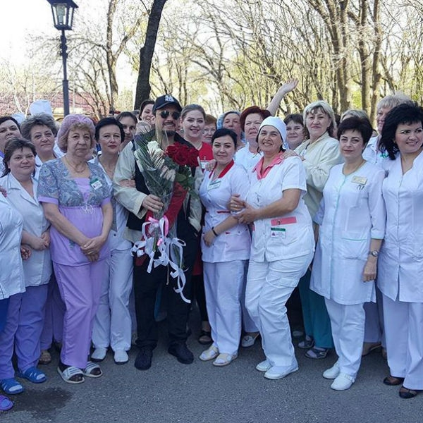 Незадолго до госпитализации Стас Михайлов едва не погиб