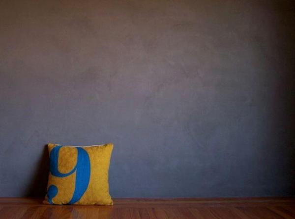 Альтернатива обоям: как выбрать краску ифактурную штукатурку