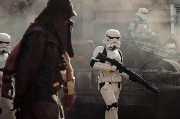 """Фелисити Джонс в первом трейлере фильма """"Звездные войны: Изгой"""""""