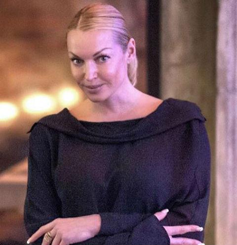 Анастасия Волочкова: «Я не могу предать партнера»