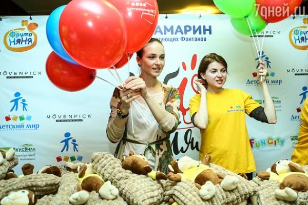 Елена Борщева стала клоунессой