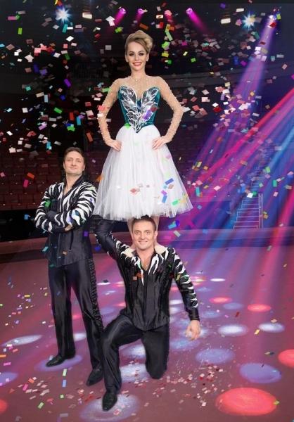 Звезды приняли участие в фотосесси в поддержку двух мировых рекордов