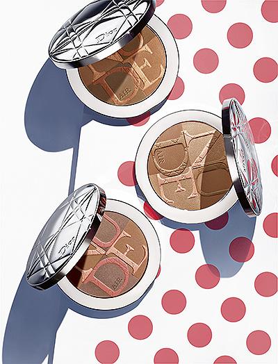 Принцесса на горошине: Dior выпустил новую коллекцию макияжа Milky Dots