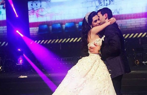 Басков, Шелест и другие звезды погуляли на свадьбе дочери миллиардера