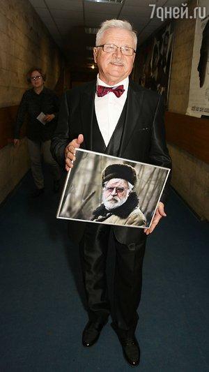 Легендарный Сергей Никоненко отметил юбилей