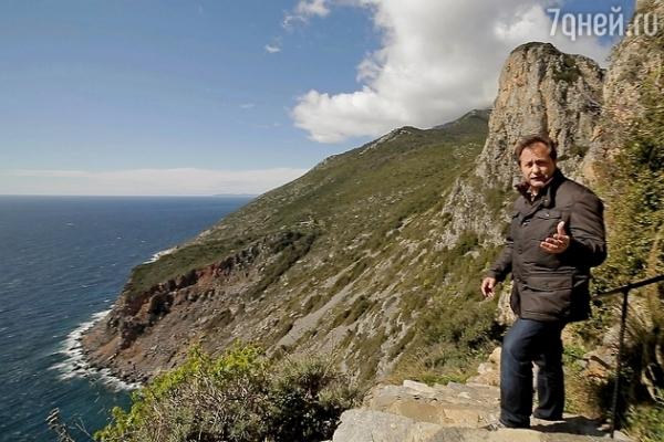 Журналист НТВ отправился в монастырь