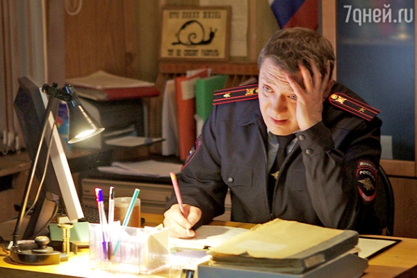 Сергей Светлаков попал в тюрьму
