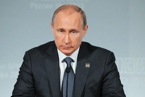 """Владимир Путин """"упал"""" с первого на 29 место рейтинга самых влиятельных людей планеты"""