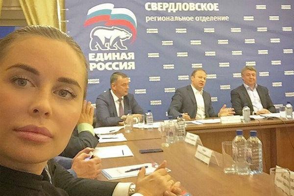 Анна Снаткина подалась в депутаты