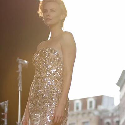 Шарлиз Терон в рекламе аромата J'Adore Eau de Toilette от Dior: первые видео