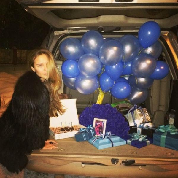Стеша Маликова рассказала о роскошных подарках