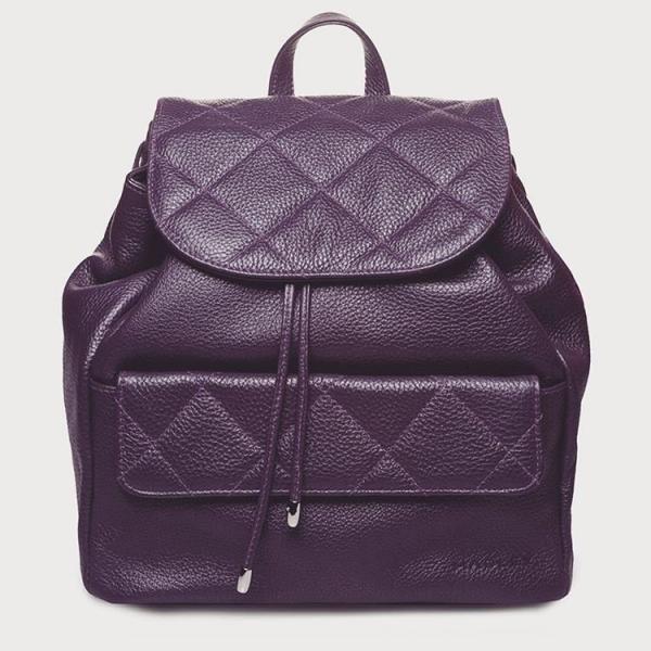 Анастасия Гребенкина похвасталась стильным рюкзачком