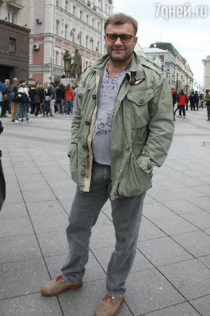 Михаил Пореченков до сих пор не видел свою внучку