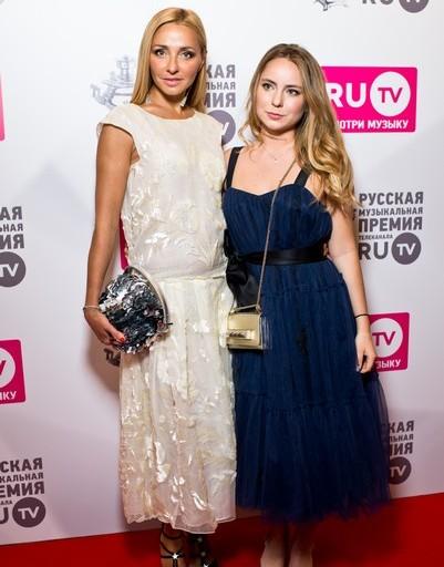 Премия RU.TV собрала вместе всех звезд шоу-бизнеса